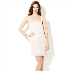 Susana Monaco Beaded Shift Dress